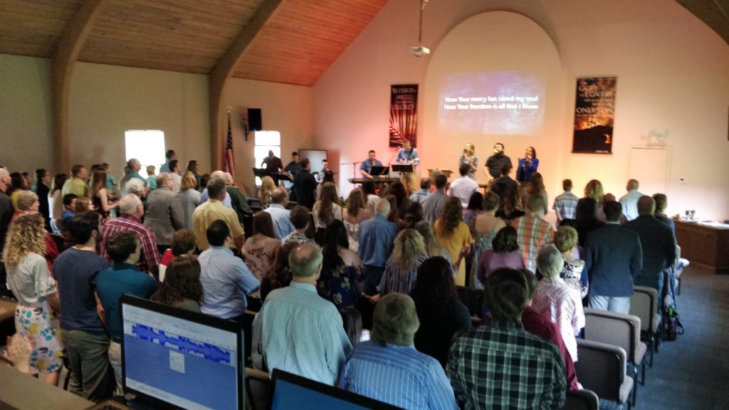 Sunday Morning – New Hope Fellowship Church